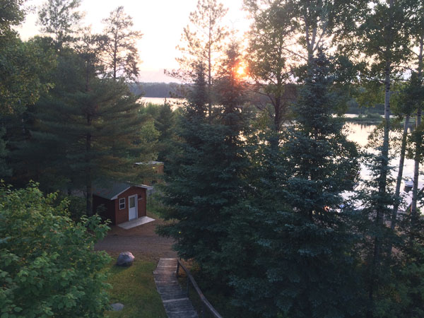 Book your own getaway at Camp Northern Lights
