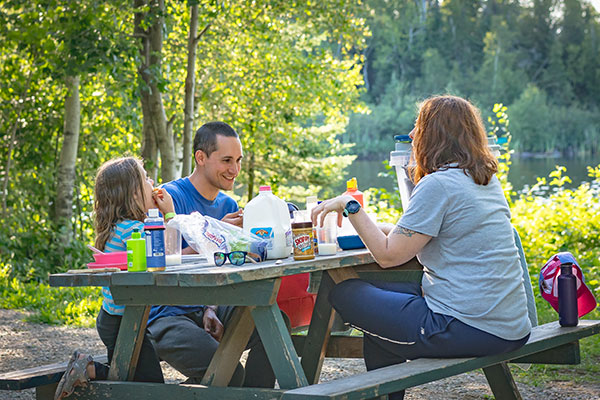Family Camp at Camp Northern Lights