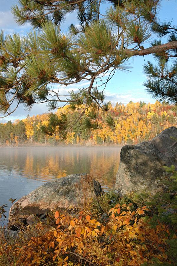Fall Retreats at Camp Widjiwagan