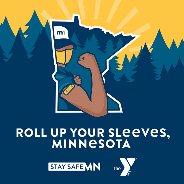 Roll up your sleeves, Minnesota