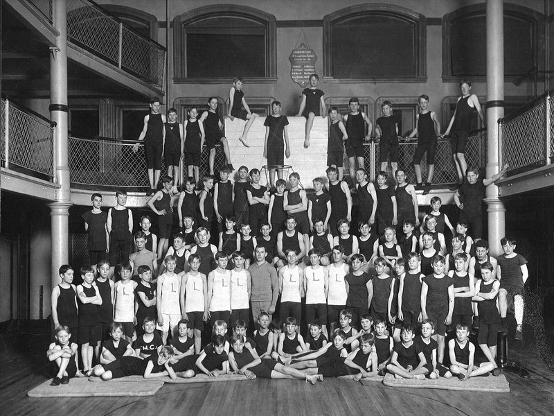 YMCA in the 1930's