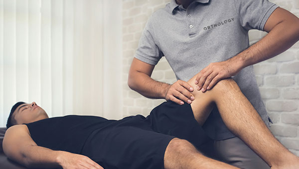 Book physical therapy services