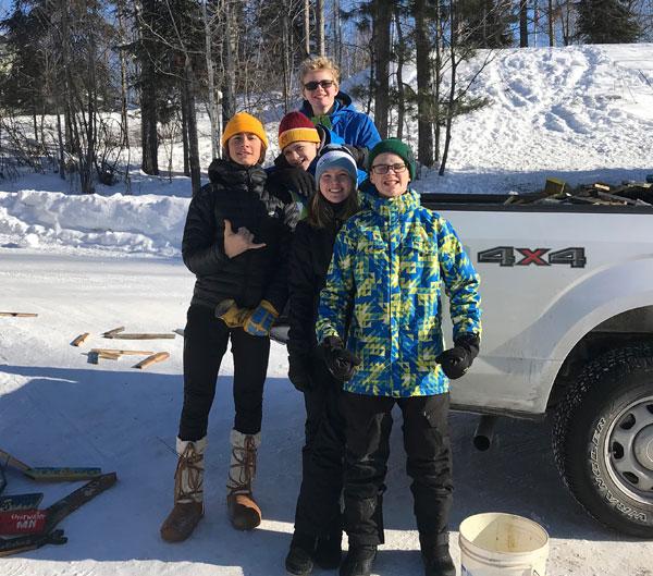 Volunteer at Camp Northern Lights