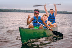 YMCA Youth Intervention Services Hosts Canoe Day Trip for Youth to Experience the Outdoors in Minneapolis June 20