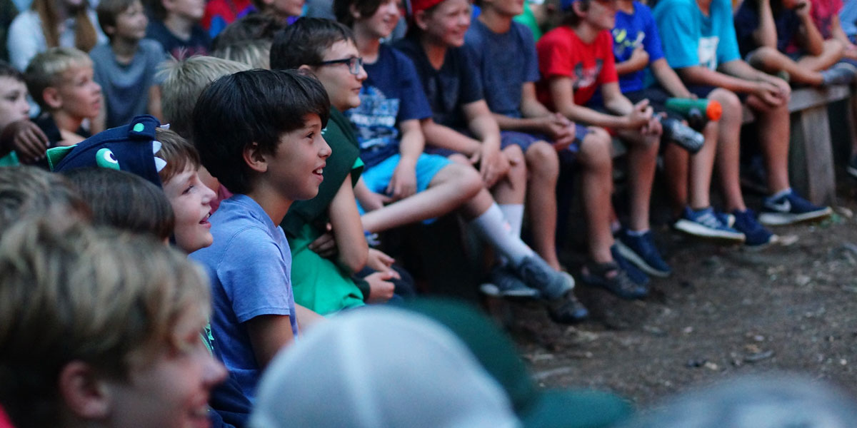 Minnesota's only single-gender Y camp, ages 7–16