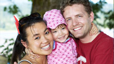 Creating a healthy family home