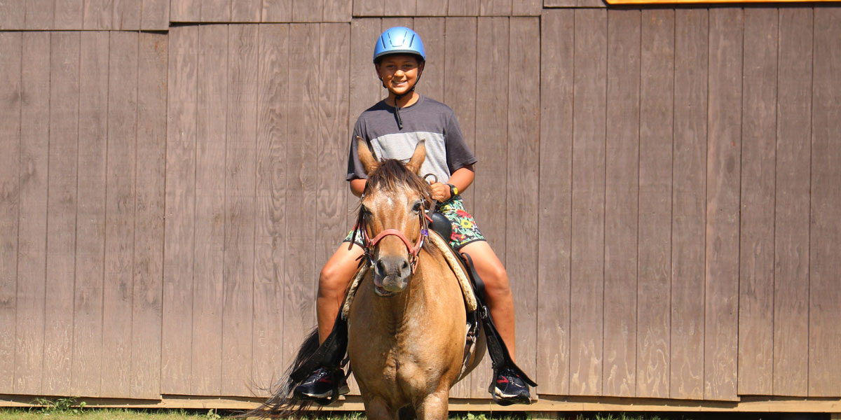 Choose your own adventure at YMCA Camp Warren