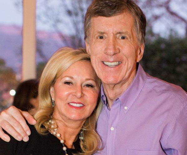 Kathryn and Jim Ramstad