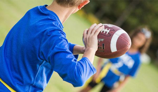 YMCA Flag Football Leagues