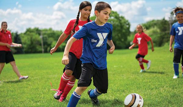 YMCA Soccer Leagues