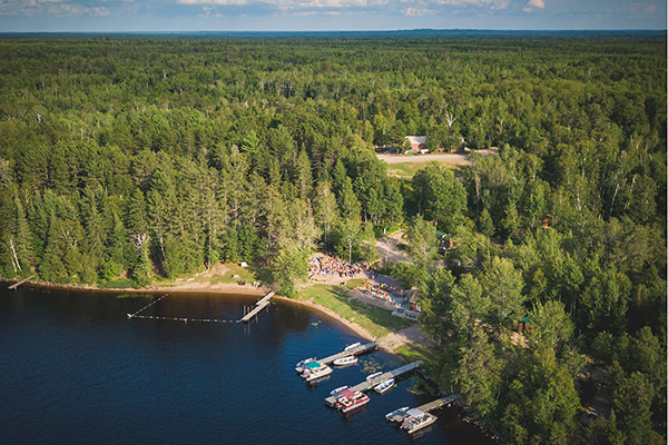Summer at Camp Northern Lights