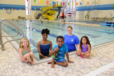 When is the right time to start Swim Lessons?