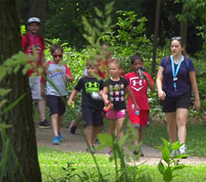 YMCA Hosts New Hidden Falls Day Camp July 31 – August 4