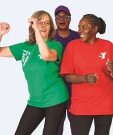 YMCA Seniors Engage in Physical, Mental and Social Wellness Activities