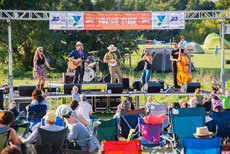 YMCA hosts 2017 Prairie Burn Music Festival September 16