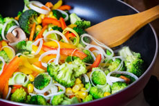 Vegetable sauté