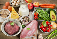 Eat smart now to prevent joint pain later