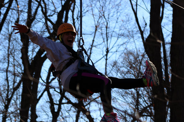 Camp Ihduhapi Climbing Events and High Ropes Courses