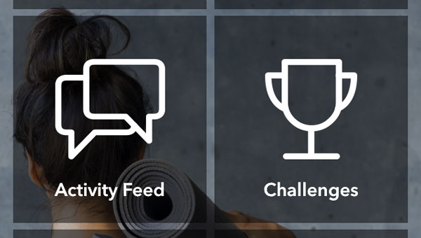 Try a challenge in the mobile app