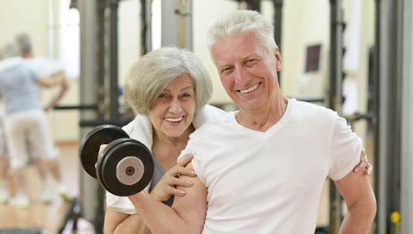 Special events for age 55+