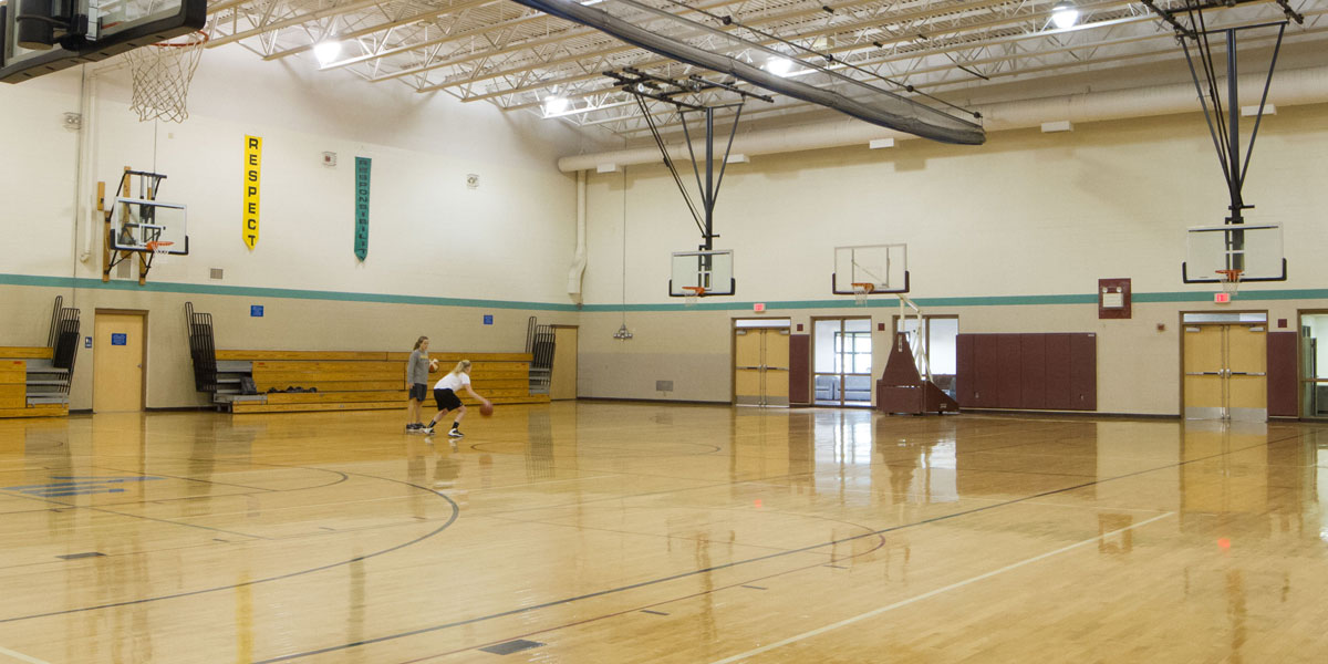 Play Some Hoops During Open Gym
