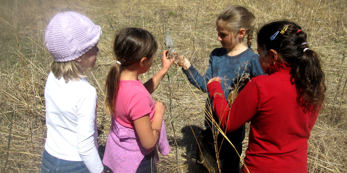 Take your students out of the classroom and into nature