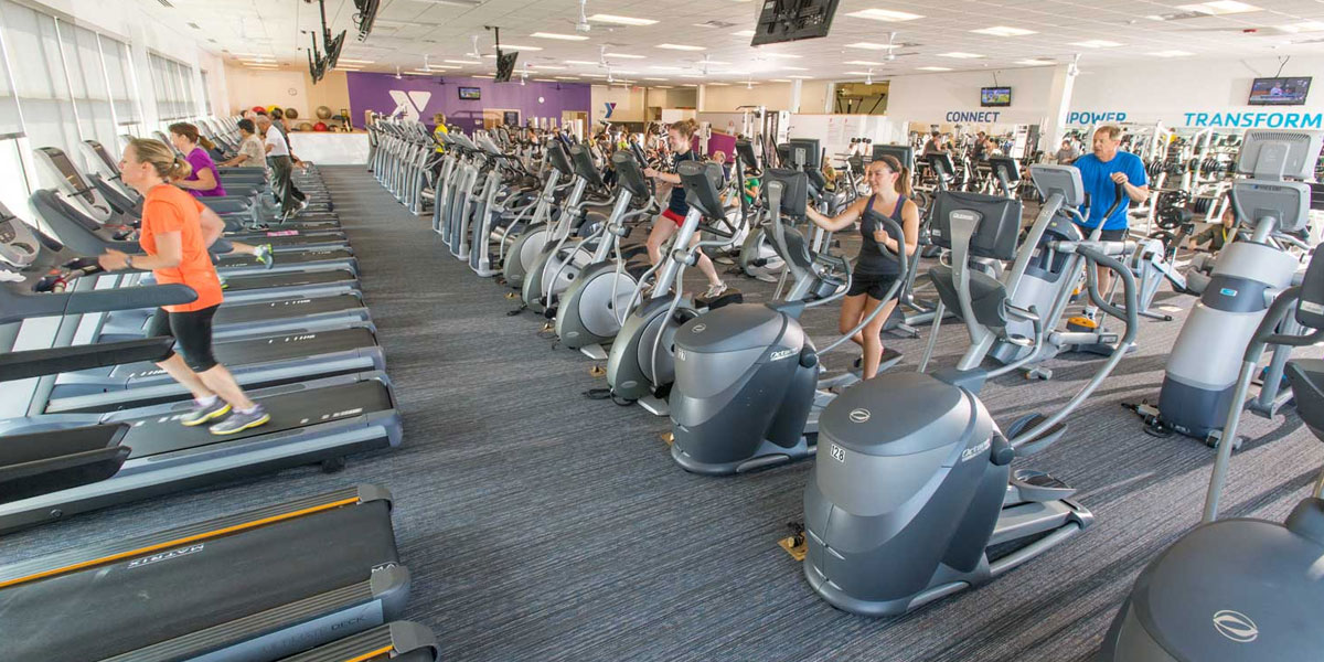 Ridgedale YMCA Fitness Center