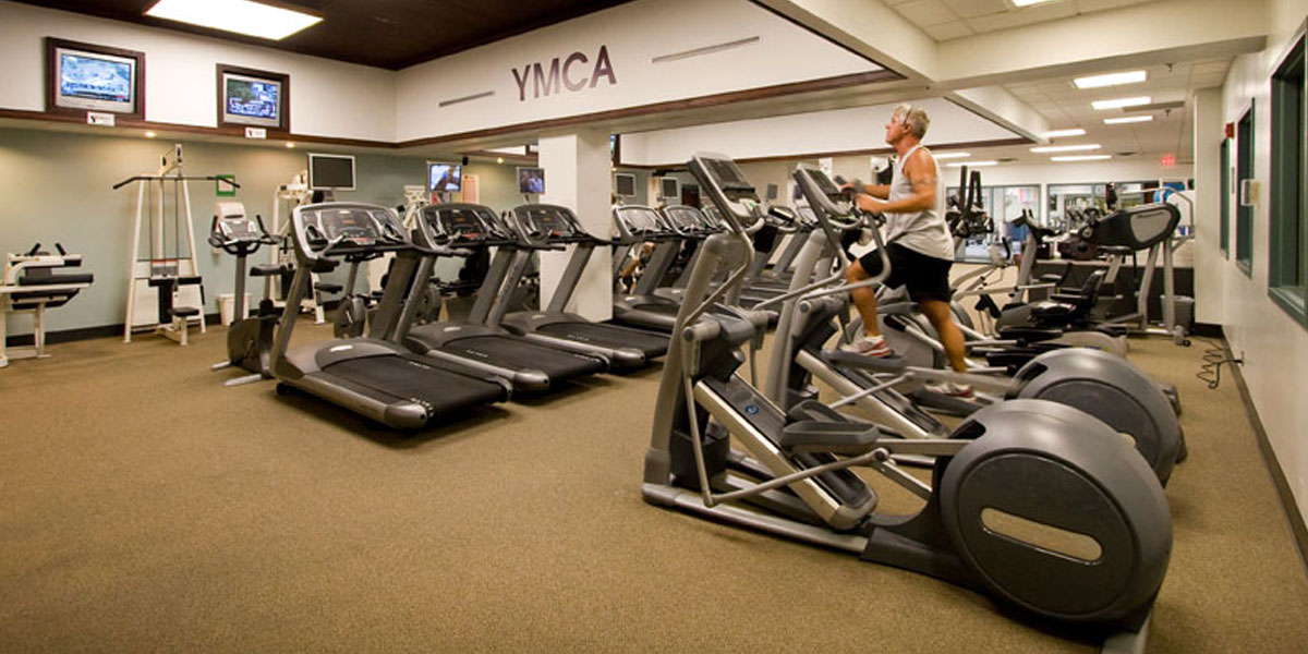 St. Paul Downtown YMCA Fitness Center