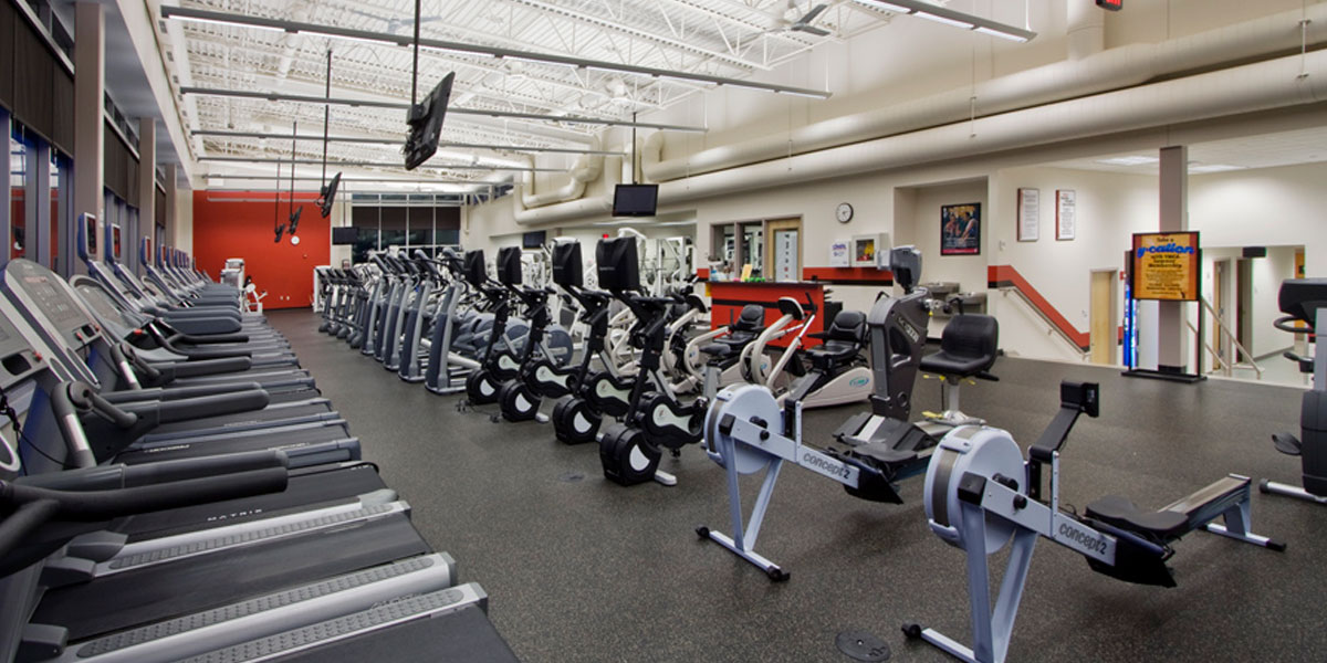 Blaisdell YMCA Fitness Center