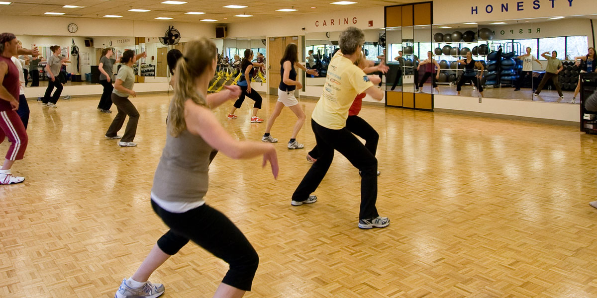 Ridgedale YMCA Fitness classes