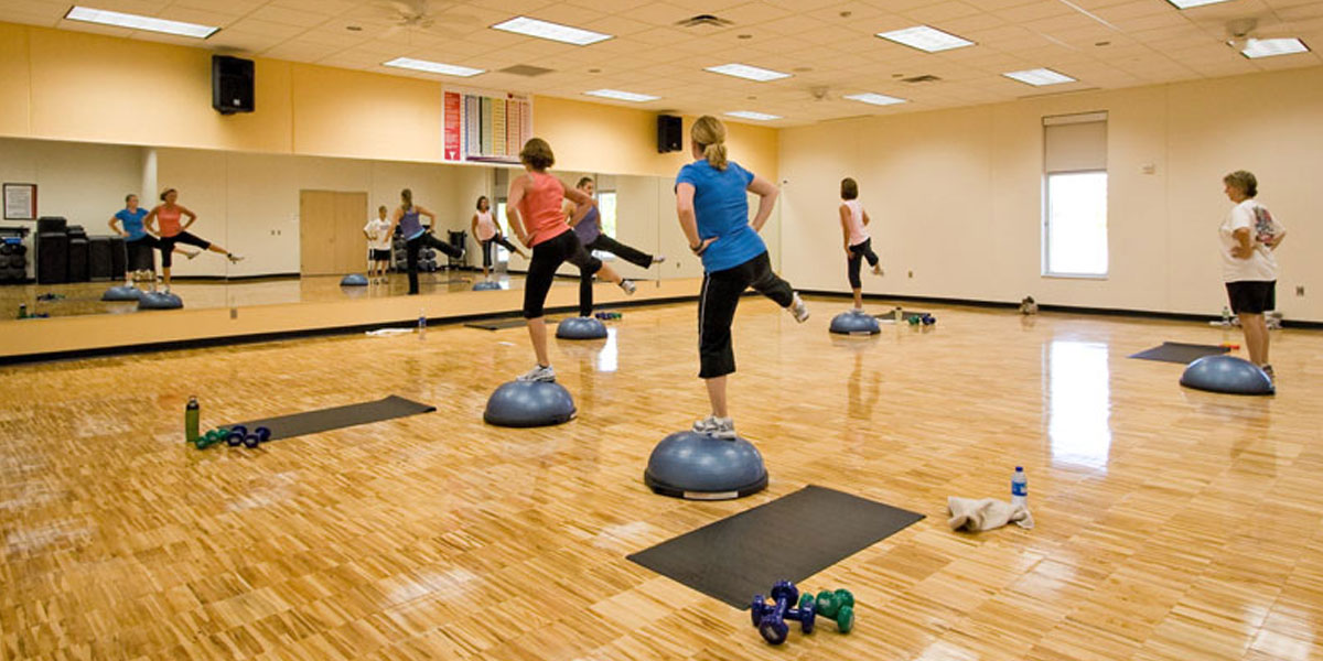 River Valley YMCA Fitness classes