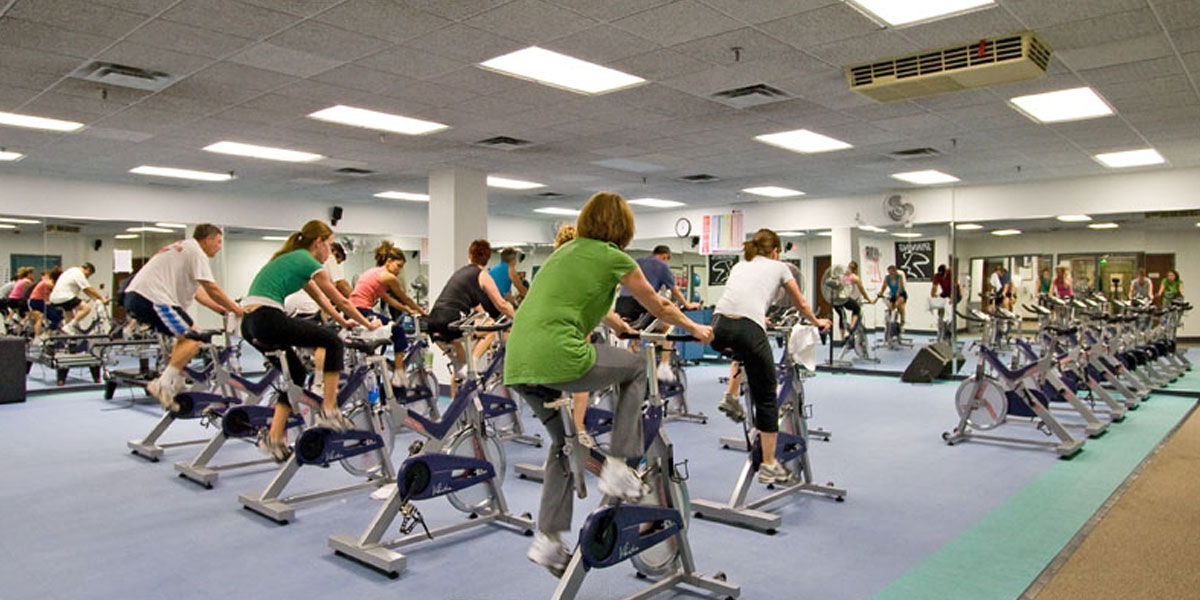 St. Paul Downtown YMCA Fitness classes