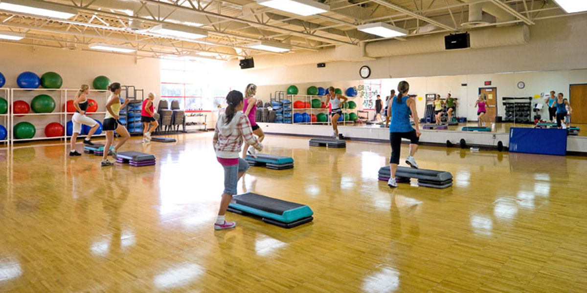 Hundreds of classes and programs to keep you healthy