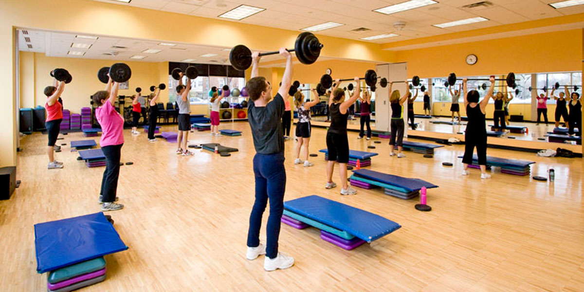Blaisdell YMCA Fitness classes