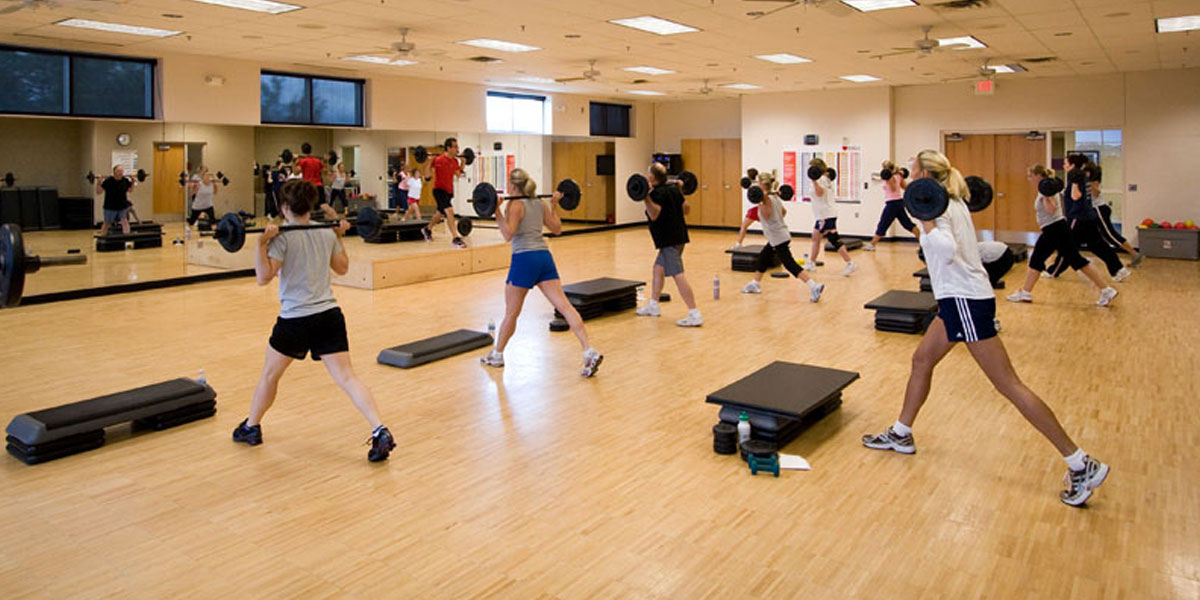 Emma B. Howe YMCA Fitness classes