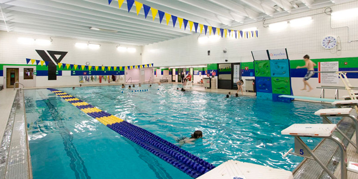 Aquatics Center Closed December 17 - 19