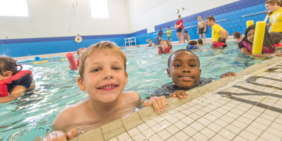 Ridgedale YMCA indoor pool