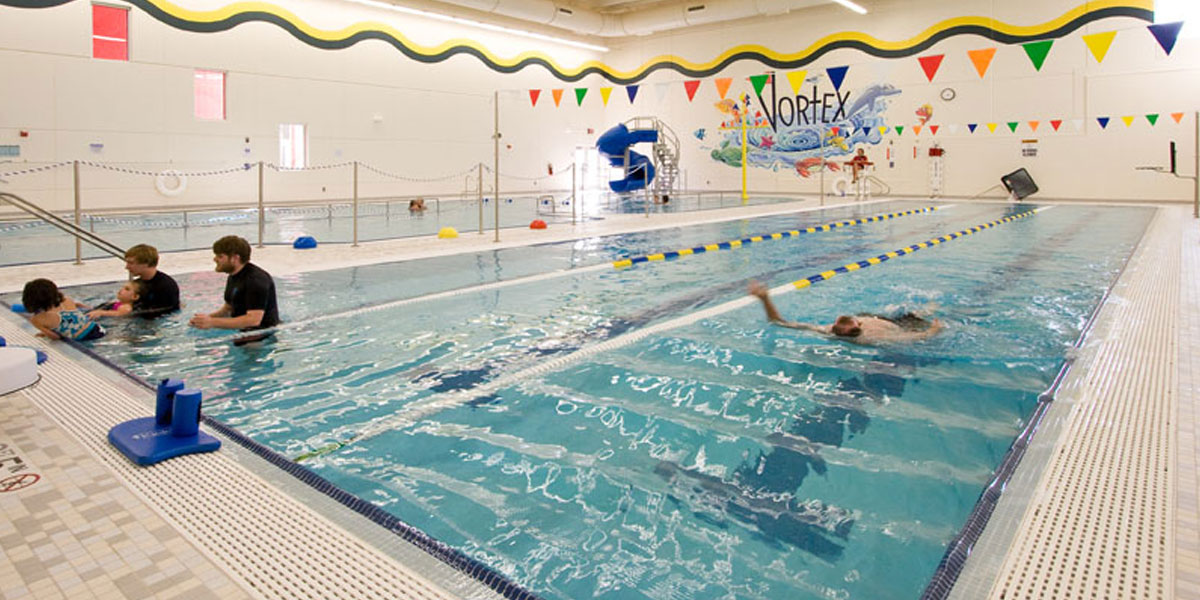 River Valley YMCA indoor pool