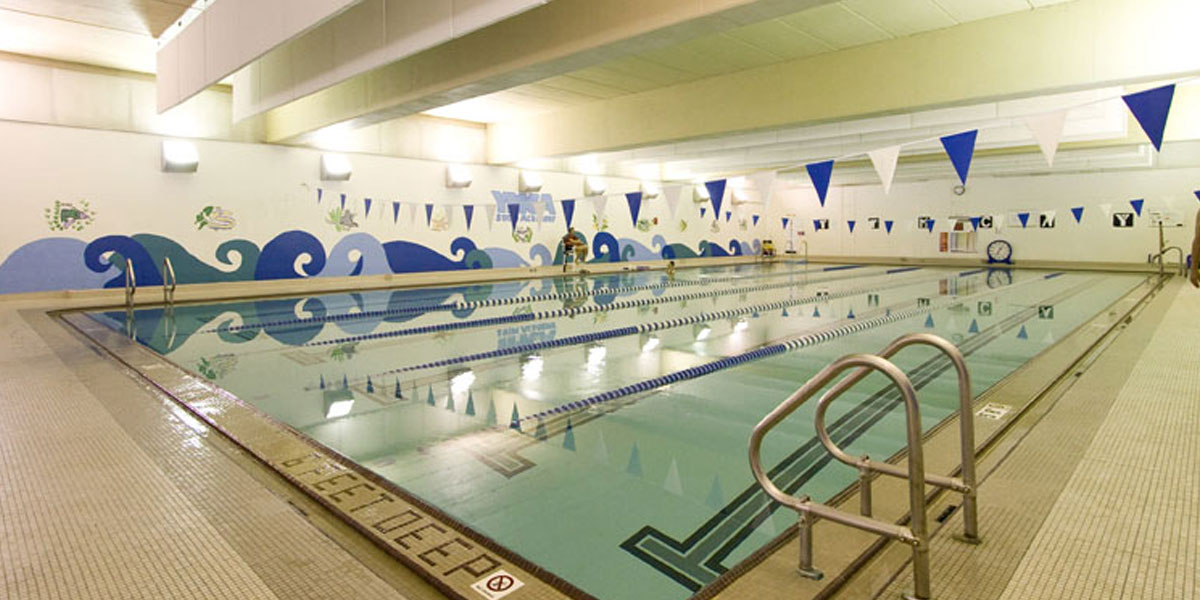 St. Paul Downtown YMCA indoor pool