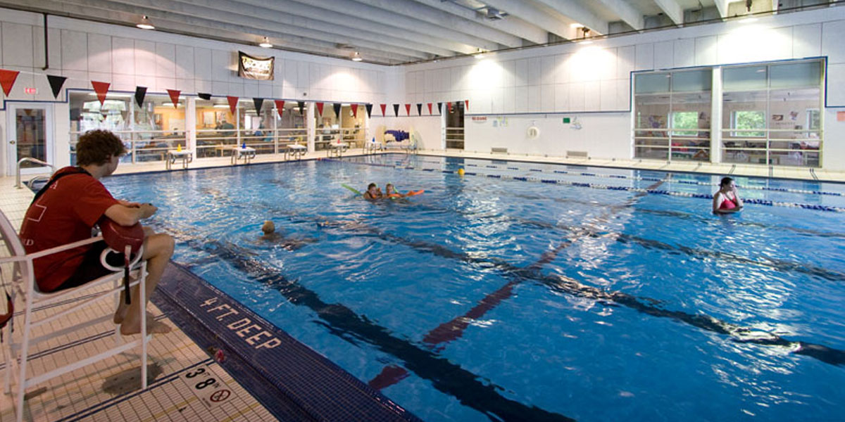 West St. Paul YMCA indoor pool