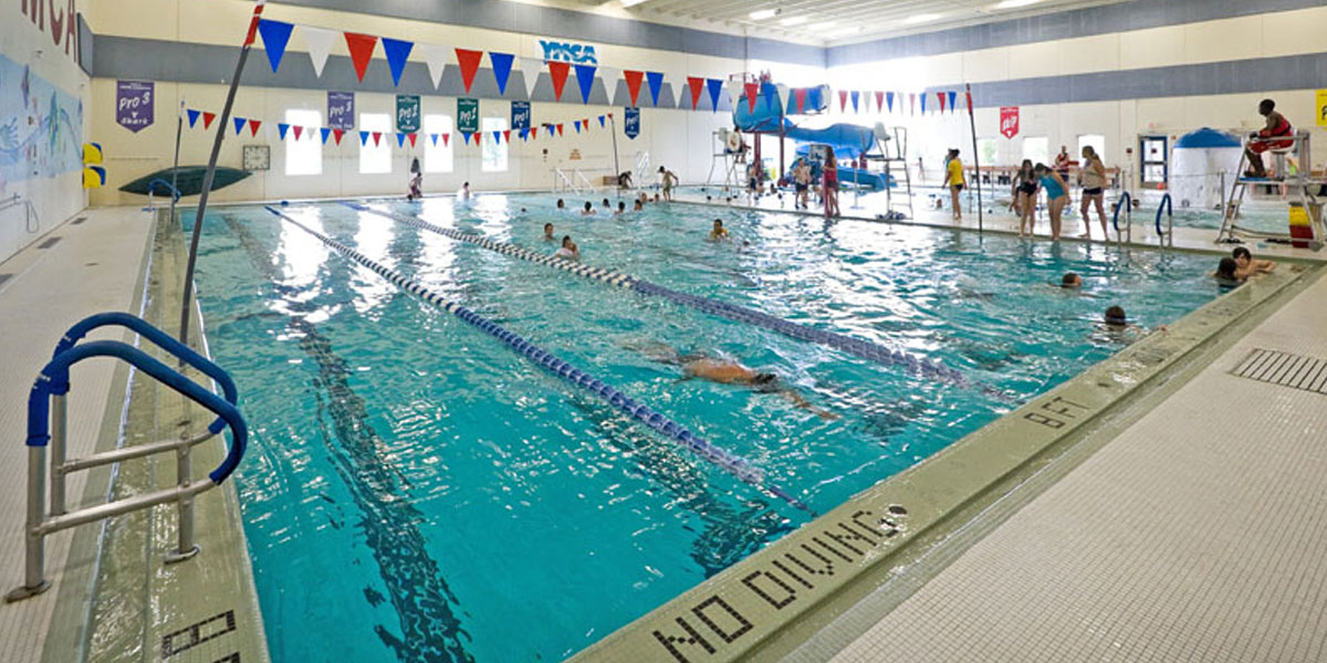 Emma B. Howe YMCA indoor pool
