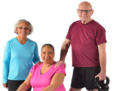 YMCA Helps Aging Adults Stay Well and Thrive Physically, Mentally and Socially
