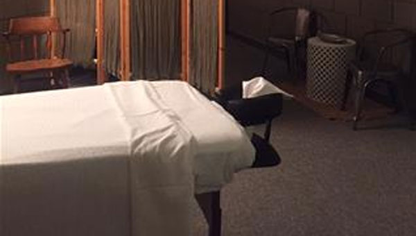 Massage and acupuncture