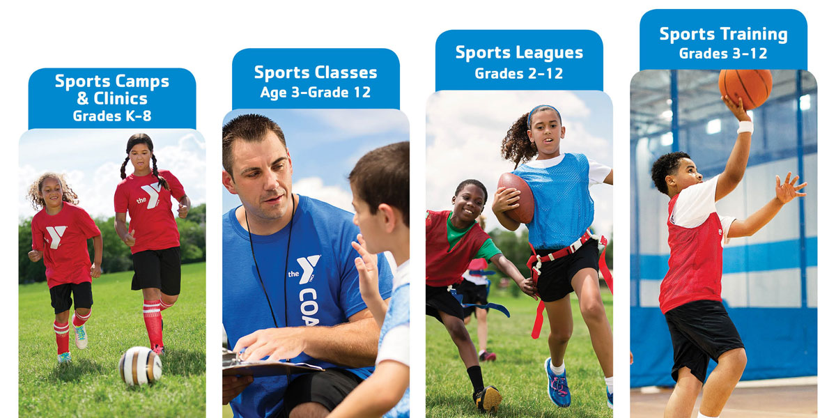 YMCA Youth Sports Philosophy